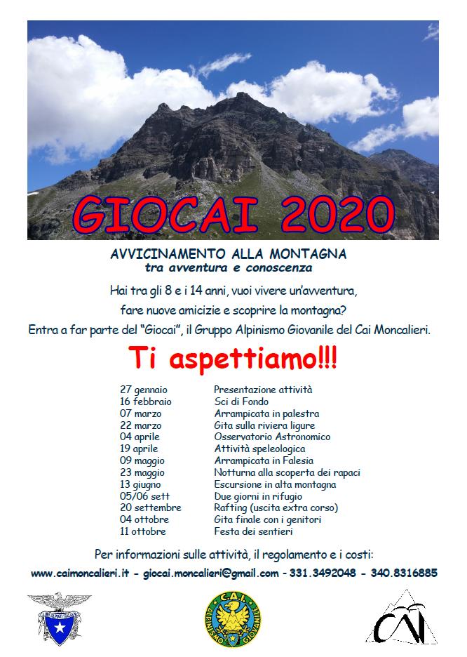 http://www.caimoncalieri.it/cataloghi-pdf/Giocai 2020 locandina